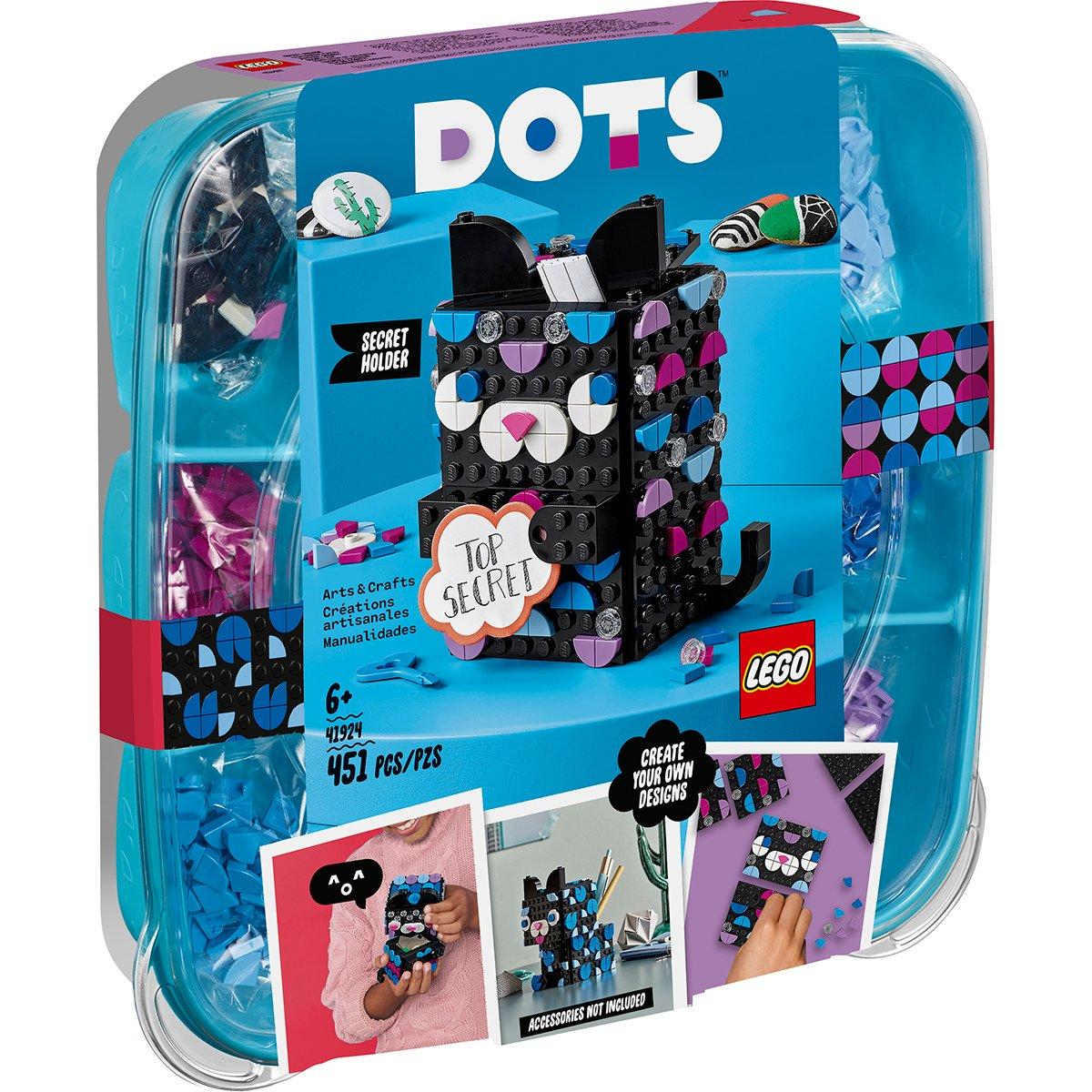 Lego® Dots - Suport Secret (41924)