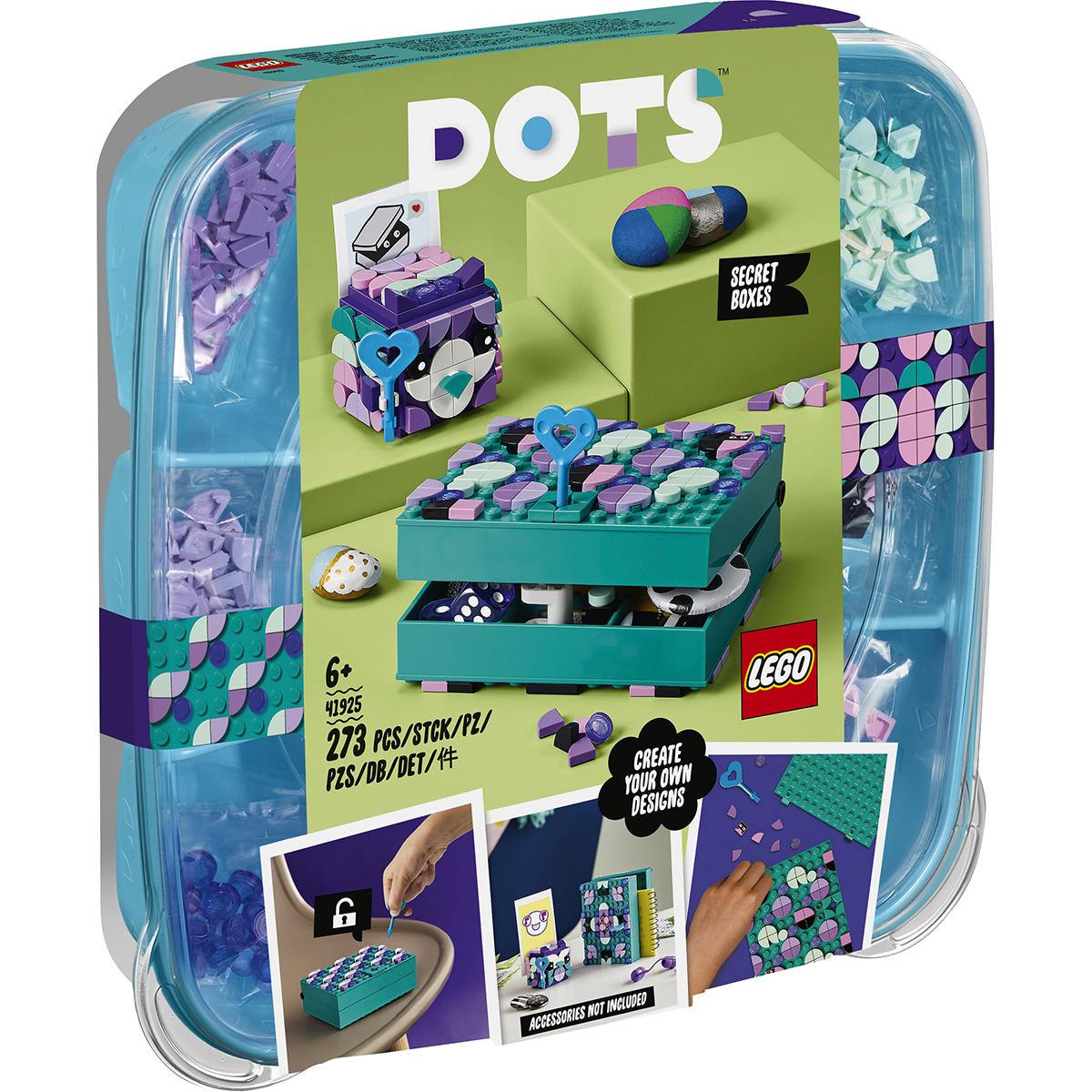 Lego® Dots - Cutii Secrete (41925)