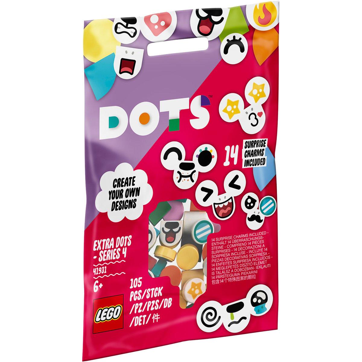 Poza LEGO® Dots - DOTS Extra – Seria 4 (41931)