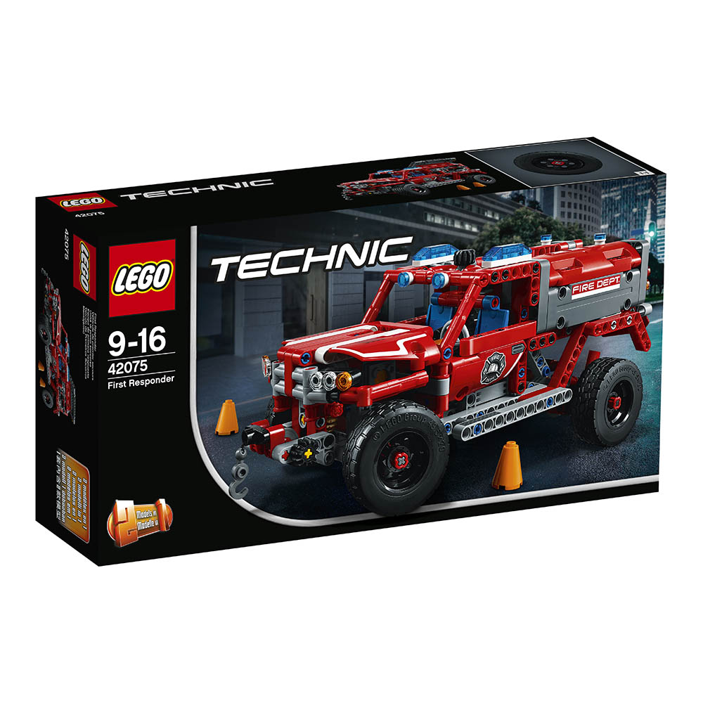 LEGO® Technic™ - Interventie de urgenta (42075)