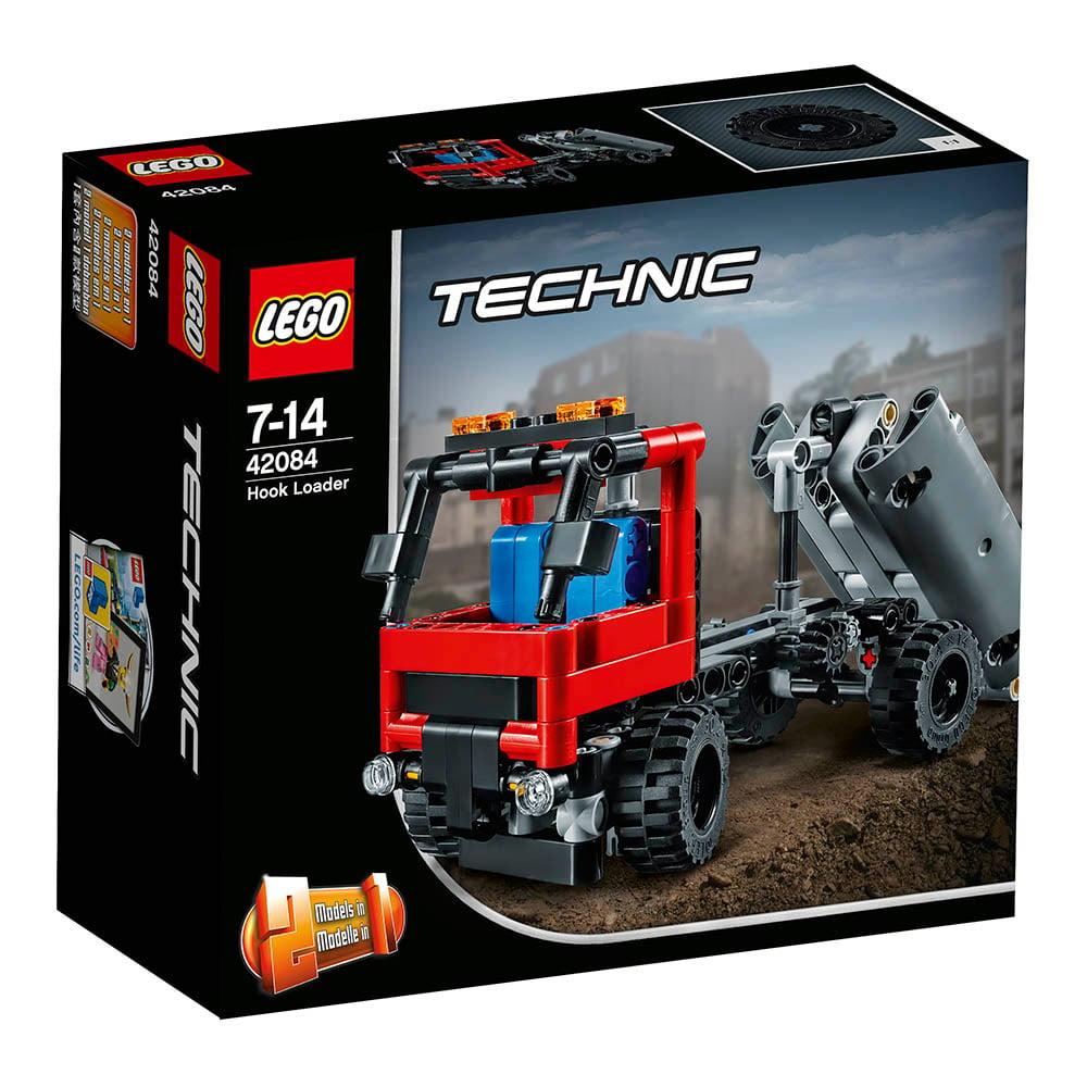 lego® technic™ - incarcator cu carlig (42084)