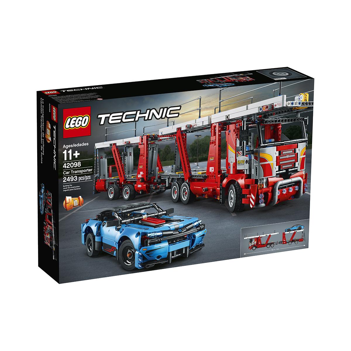 LEGO® Technic™ - Transportator de masini (42098)