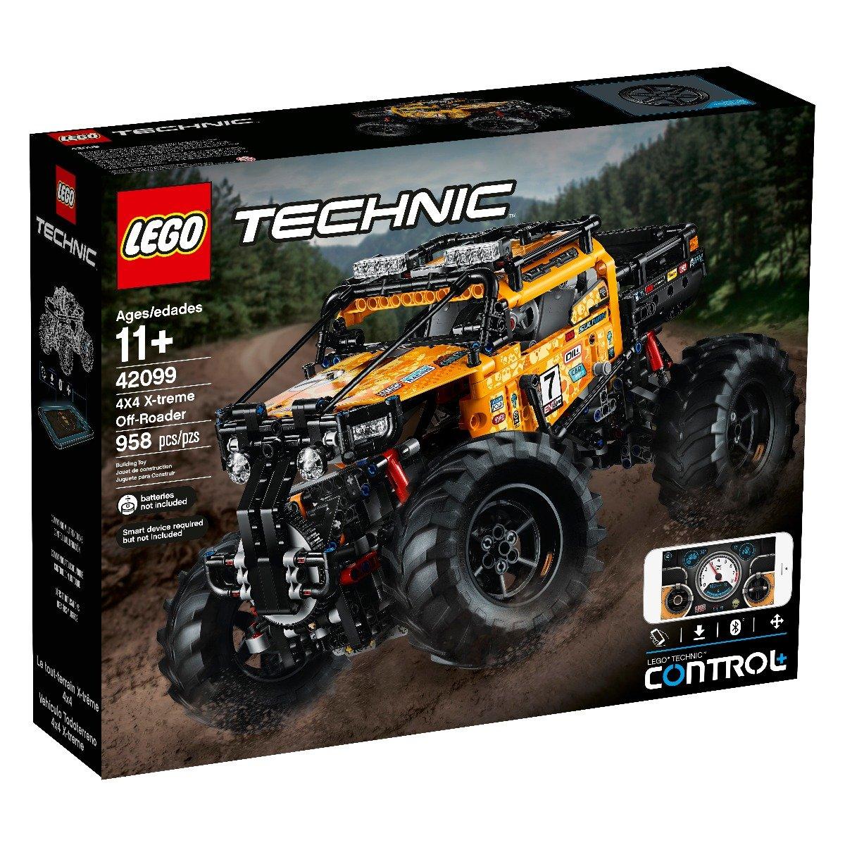 Lego® Technic - 4x4 X-treme Off Roader (42099)