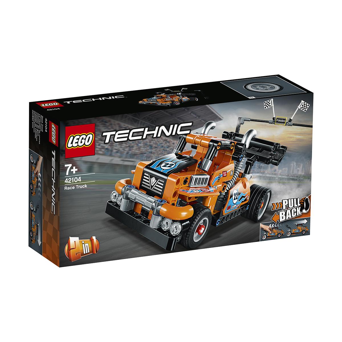 LEGO® Technic - Camion de curse (42104)