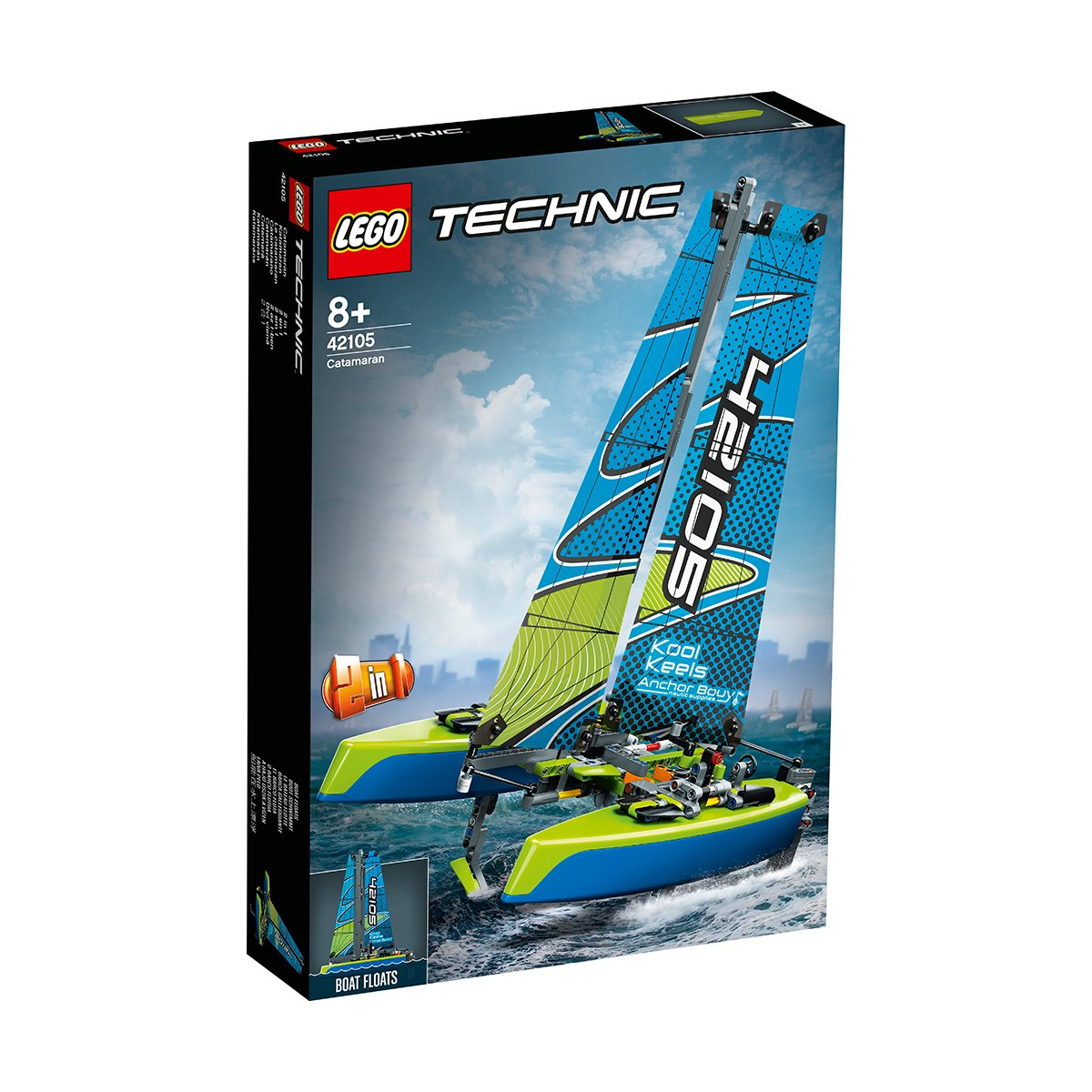 LEGO® Technic - Catamaran (42105)