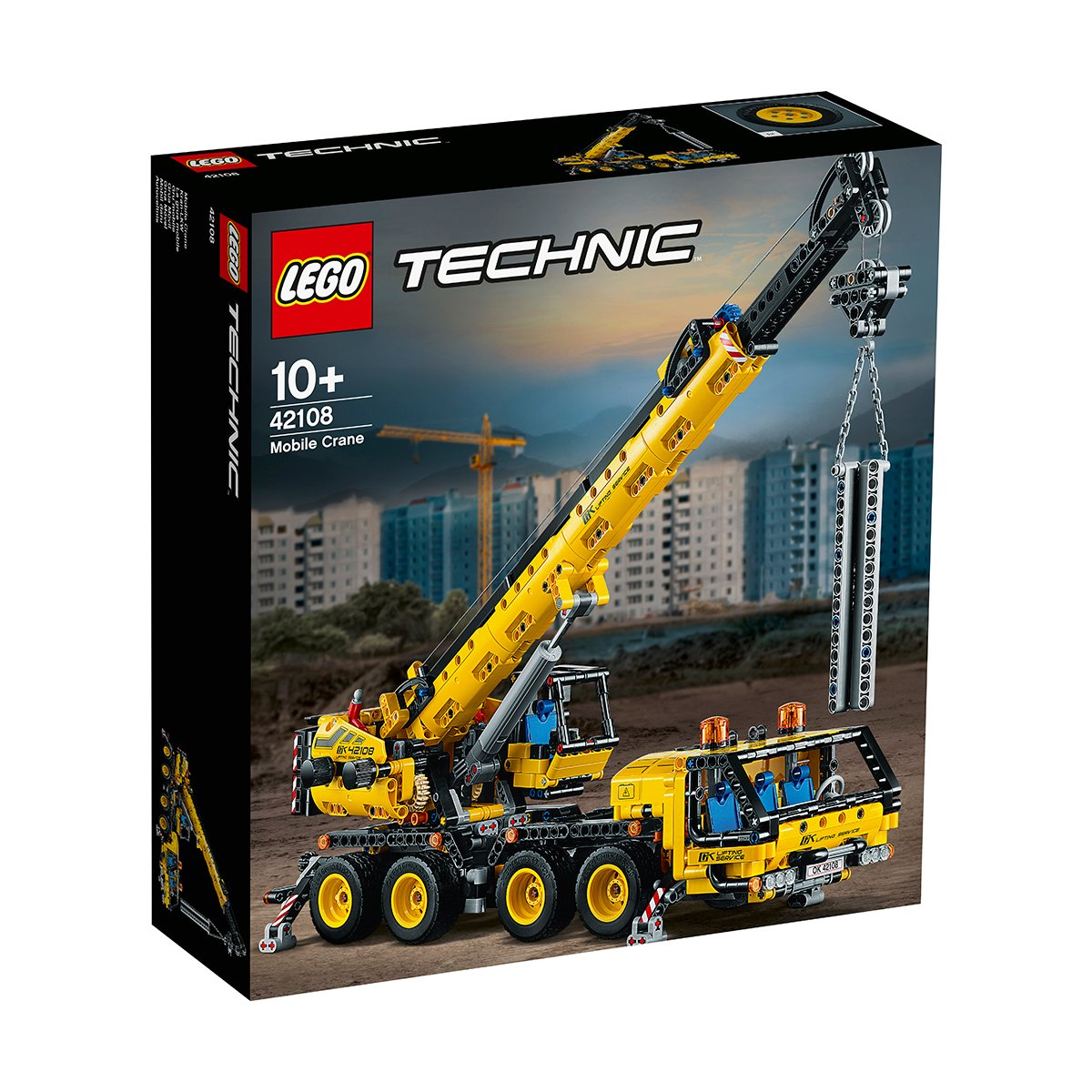 LEGO® Technic - Macara mobila (42108)