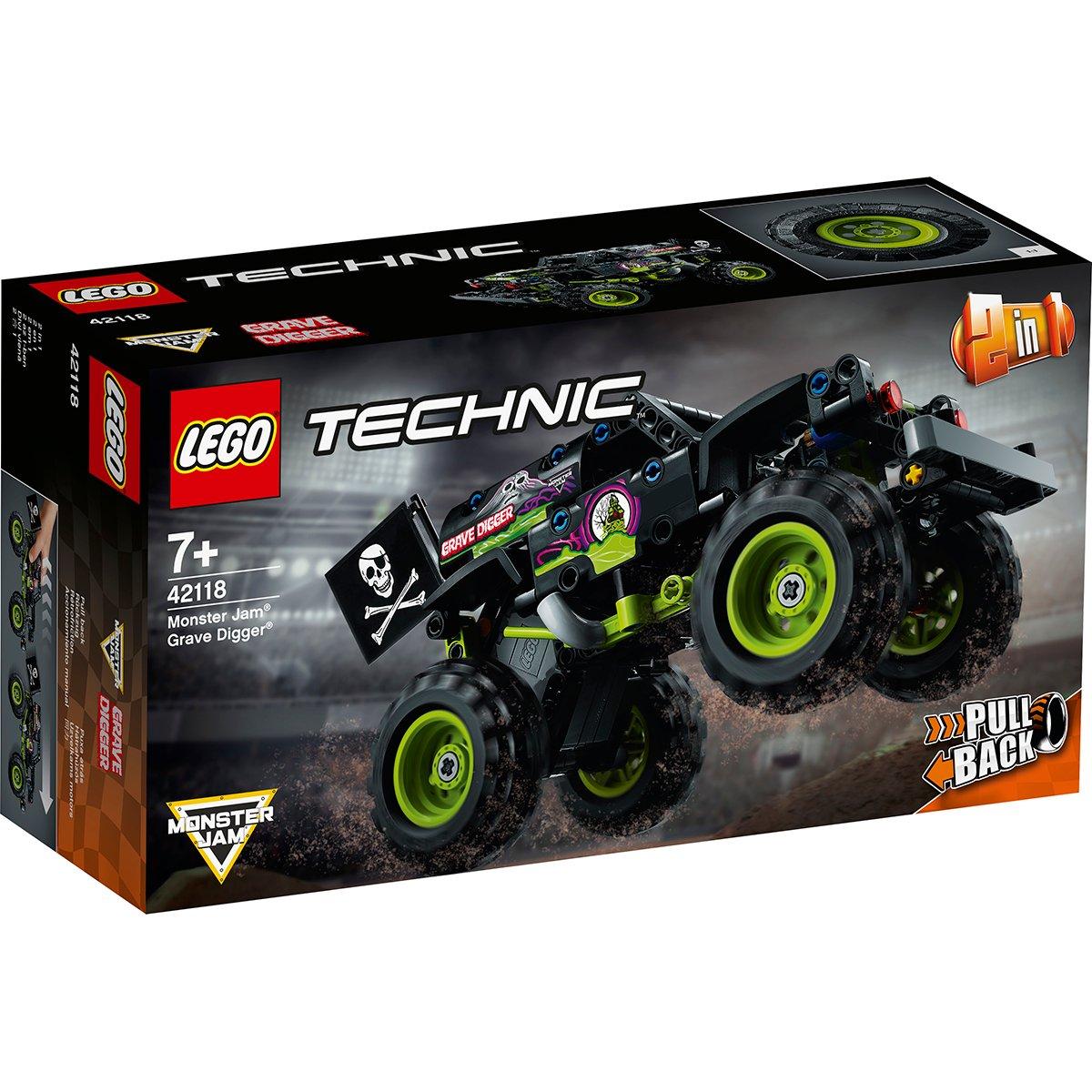 LEGO® Technic - Monster Jam Grave Digger (42118)