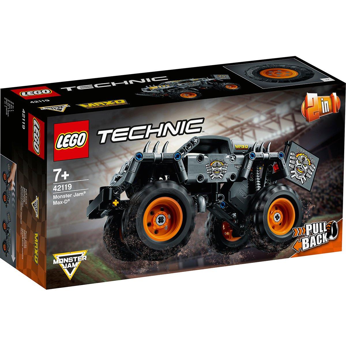 LEGO® Technic - Monster Jam Max-D (42119)