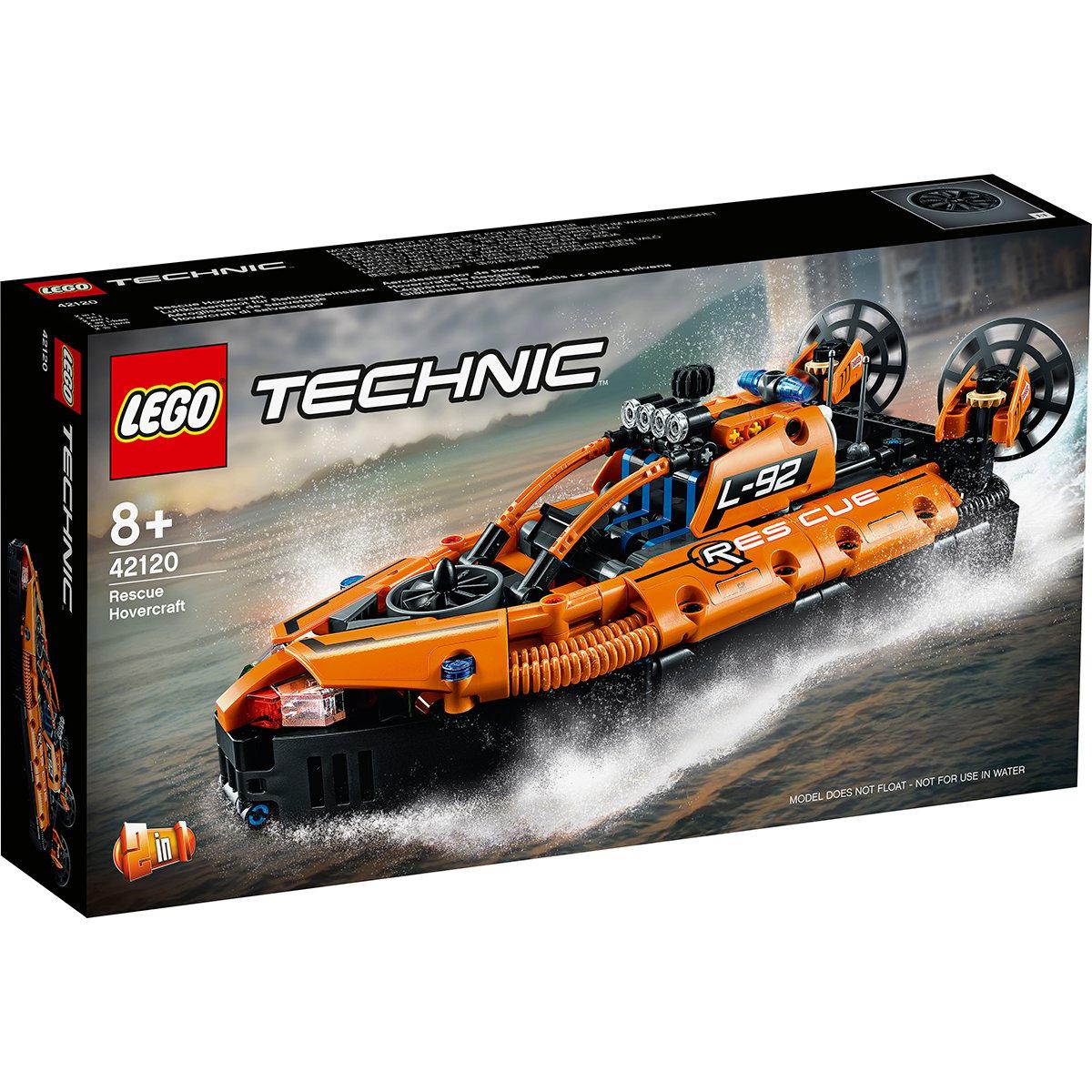 LEGO® Technic - Aeroglisor de salvare (42120)