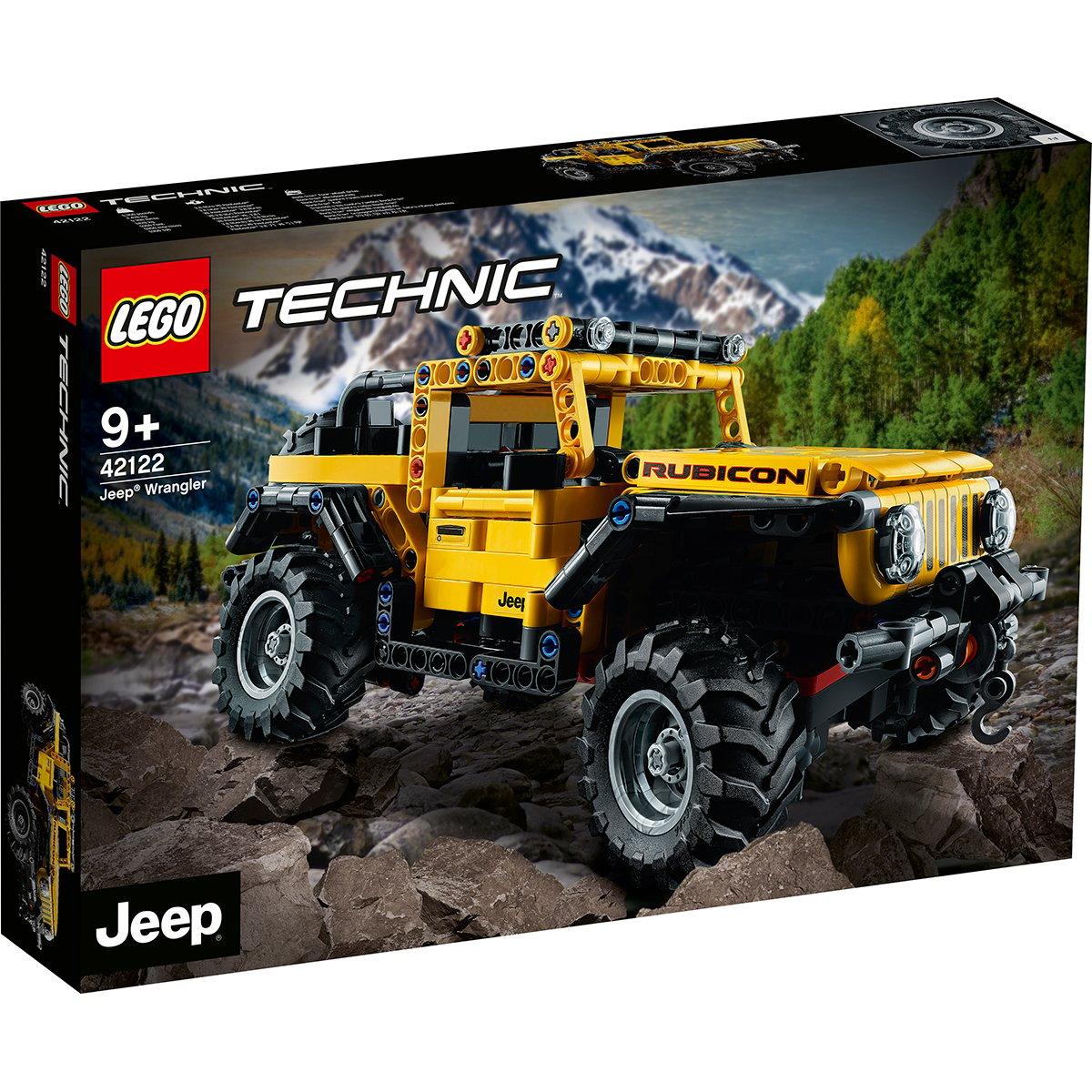 LEGO® Technic - Jeep Wrangler (42122)