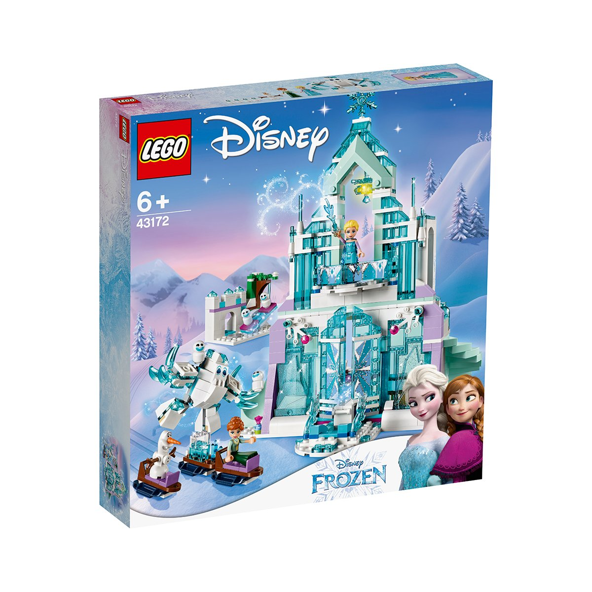 LEGO® Disney Princess™ - Castelul magic al Elsei (43172)