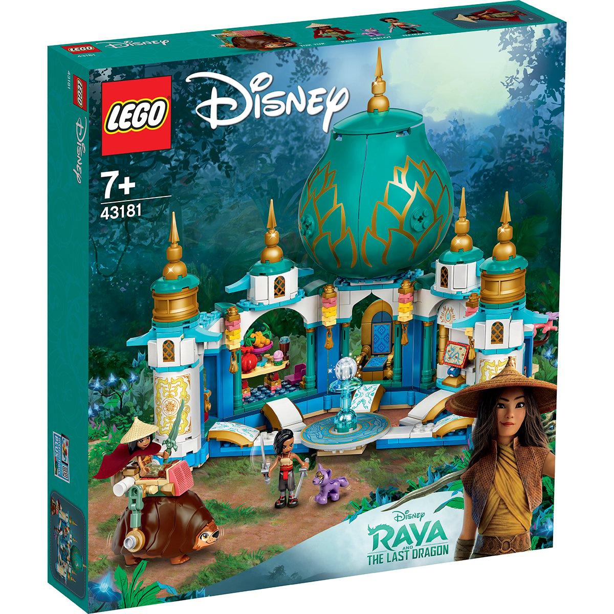 LEGO® Disney Princess™ - Raya si Palatul Inima (43181)