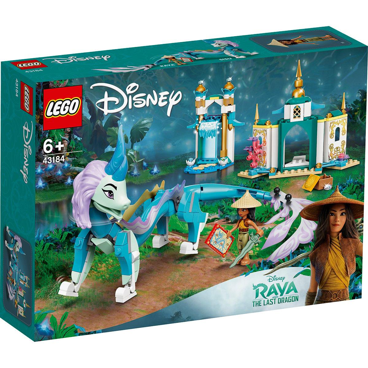LEGO® Disney Princess™ - Raya si Dragonul Sisu (43184)