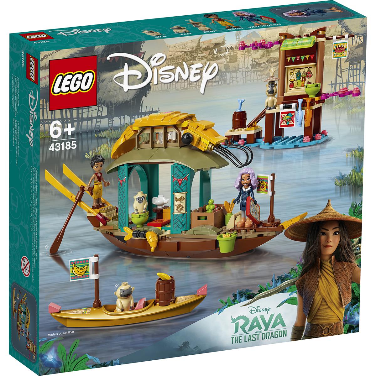 LEGO® Disney Princess™ - Barca lui Boun (43185)