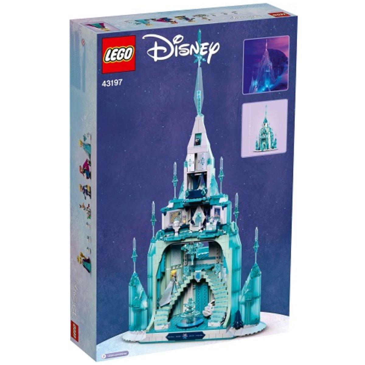 LEGO® Disney Princess - Castelul De Gheata (43197)