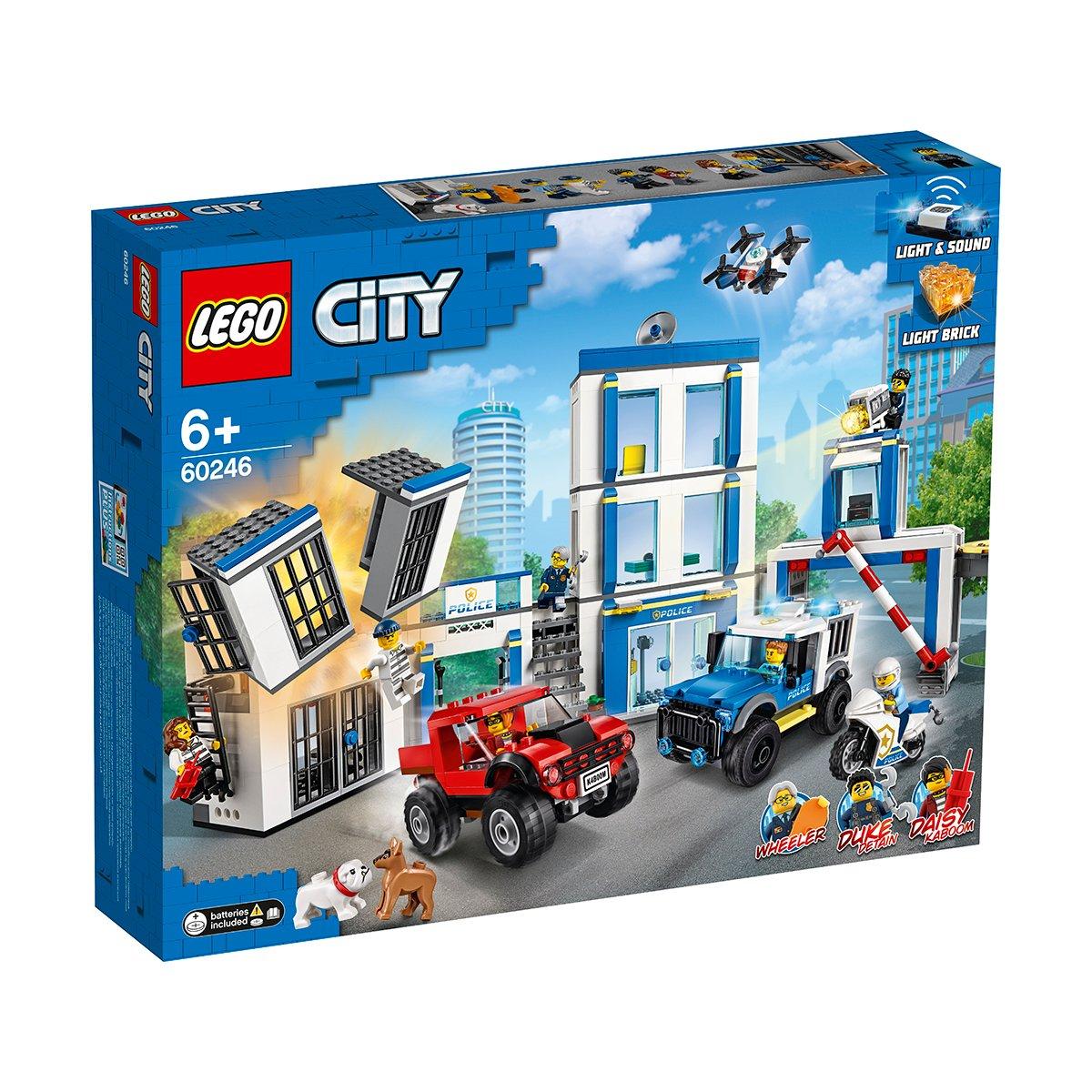 LEGO® City Police - Sectie de politie (60246)