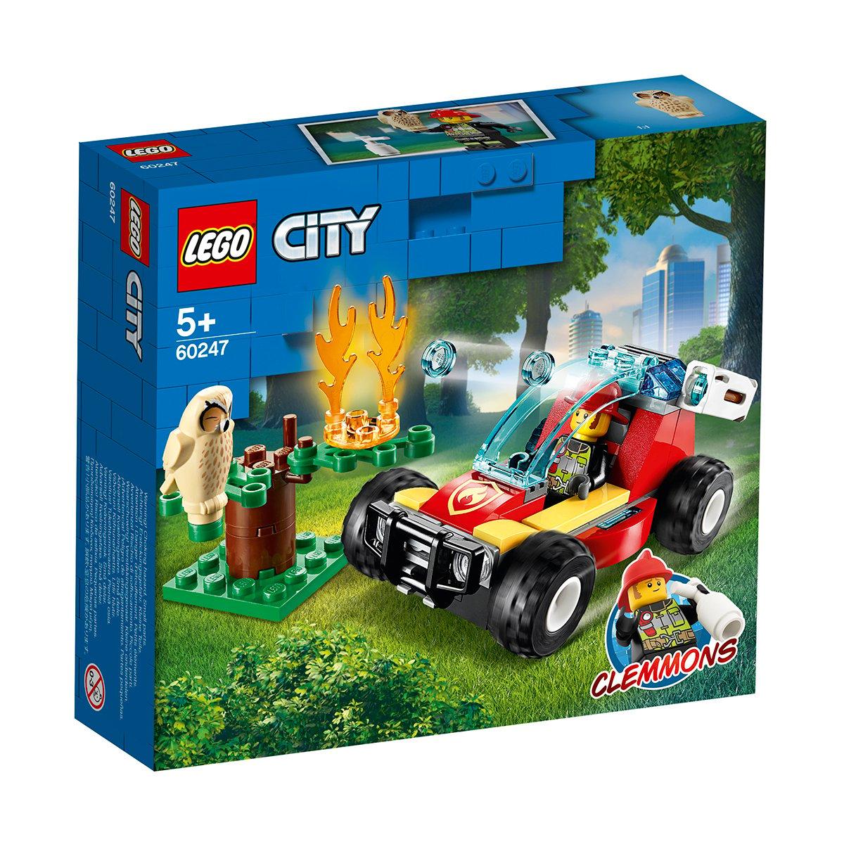 LEGO® City - Incendiu din padure (60247)