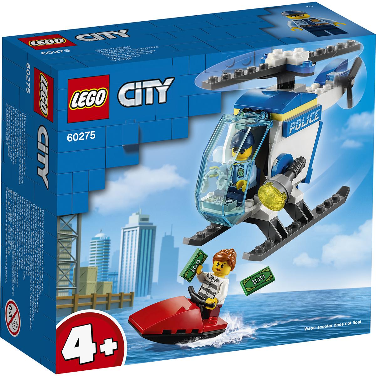 LEGO® City - Elicopterul politiei (60275)
