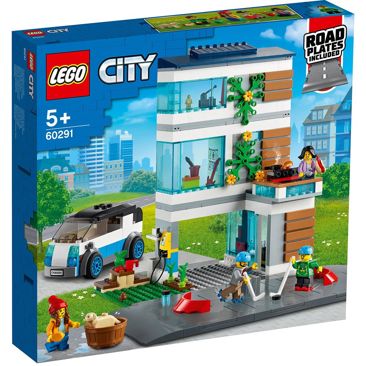 LEGO® City - Casa familiei (60291)