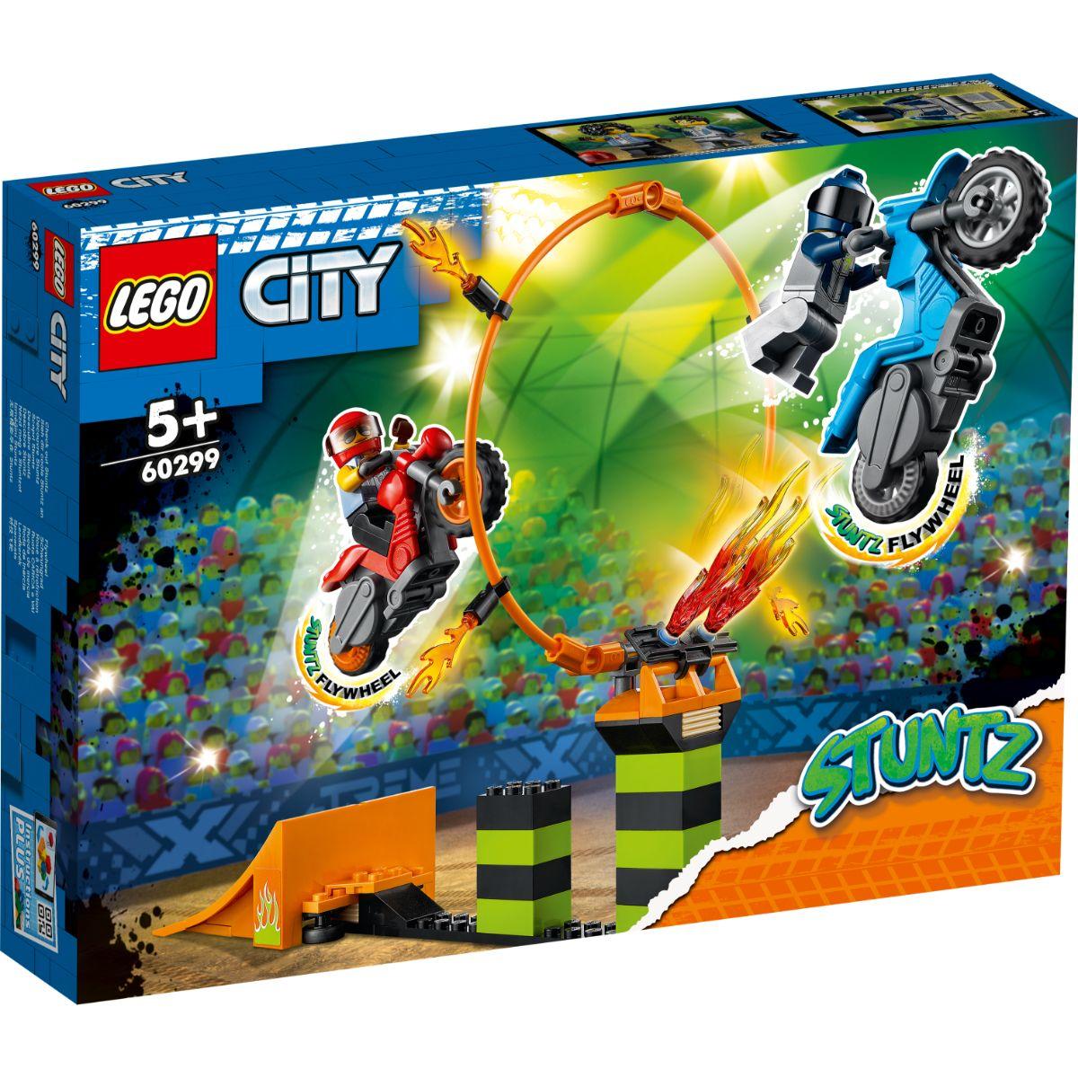 LEGO® City - Concurs de cascadorii (60299)