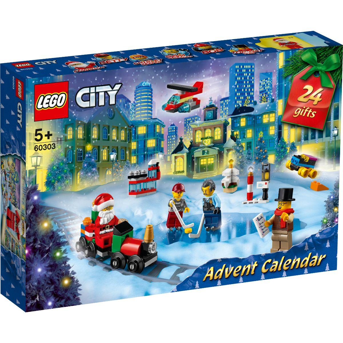 LEGO® City - Calendar De Advent (60303)