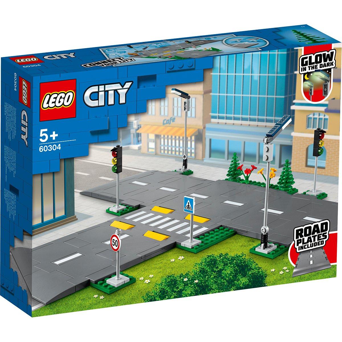 LEGO® City - Placi de drum (60304)