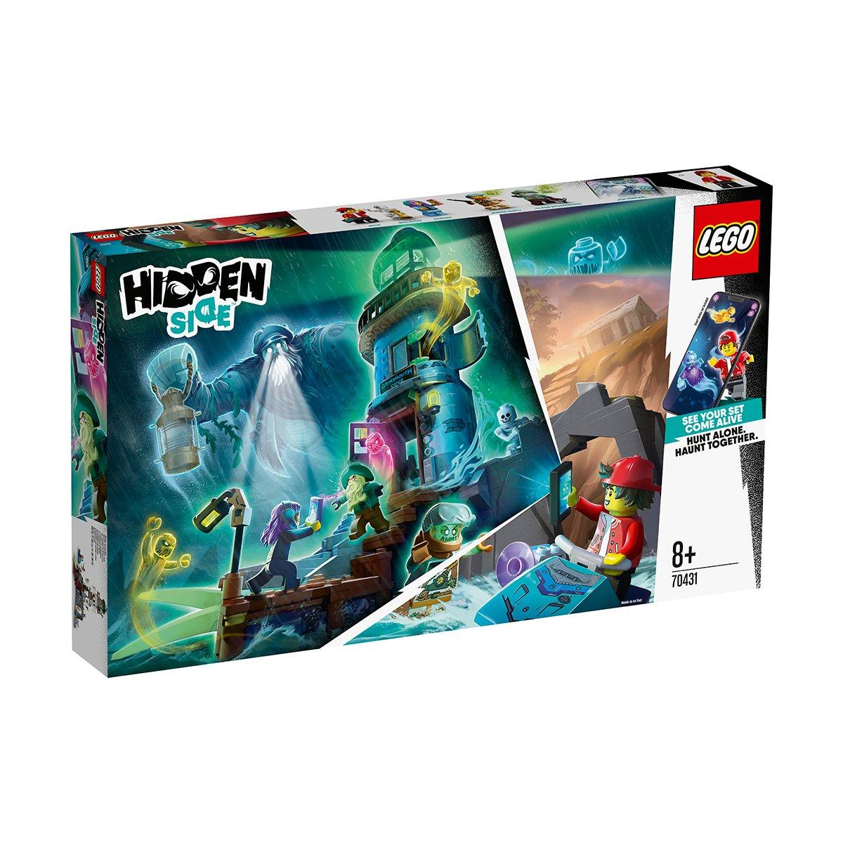 LEGO® Hidden Side™ - Farul Intunericului (70431)