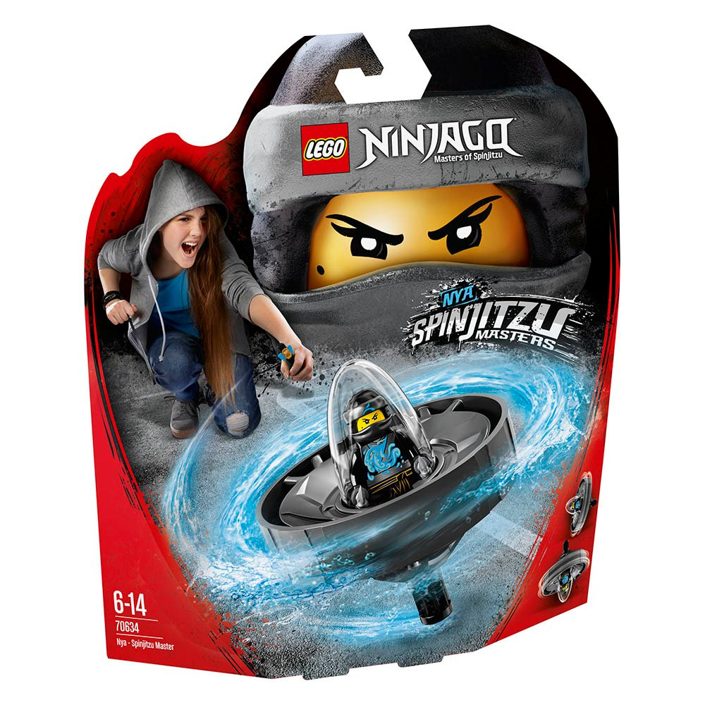 lego® ninjago - nya maestru spinjitzu (70634)