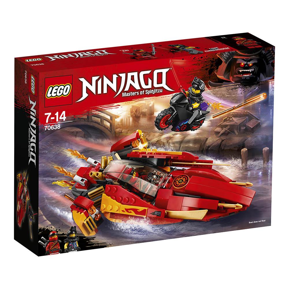 lego® ninjago - katana v11 (70638)