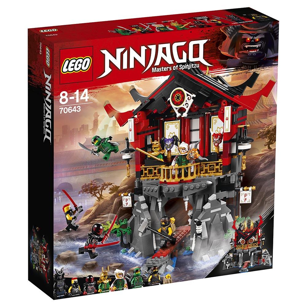 lego® ninjago - templul invierii (70643)