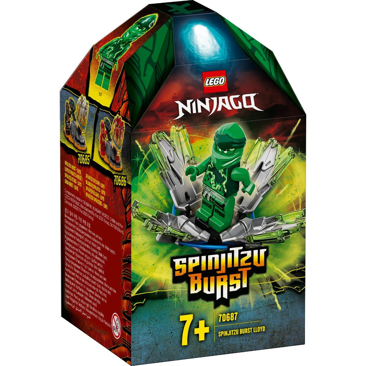 LEGO® Ninjago® - Spinjitzu Burst - Lloyd (70687)