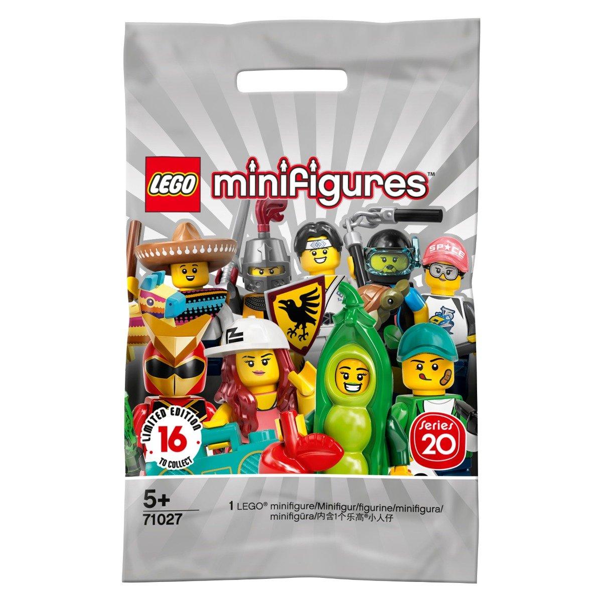 Figurina surpriza LEGO® Minifigures - Seria 20 (71027)