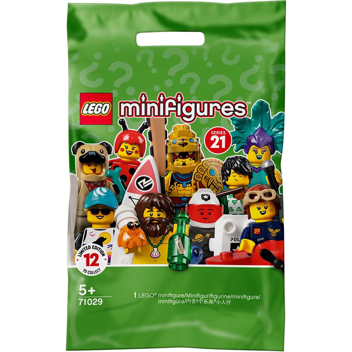 Figurina surpriza LEGO® Minifigures - Seria 21 (71029)