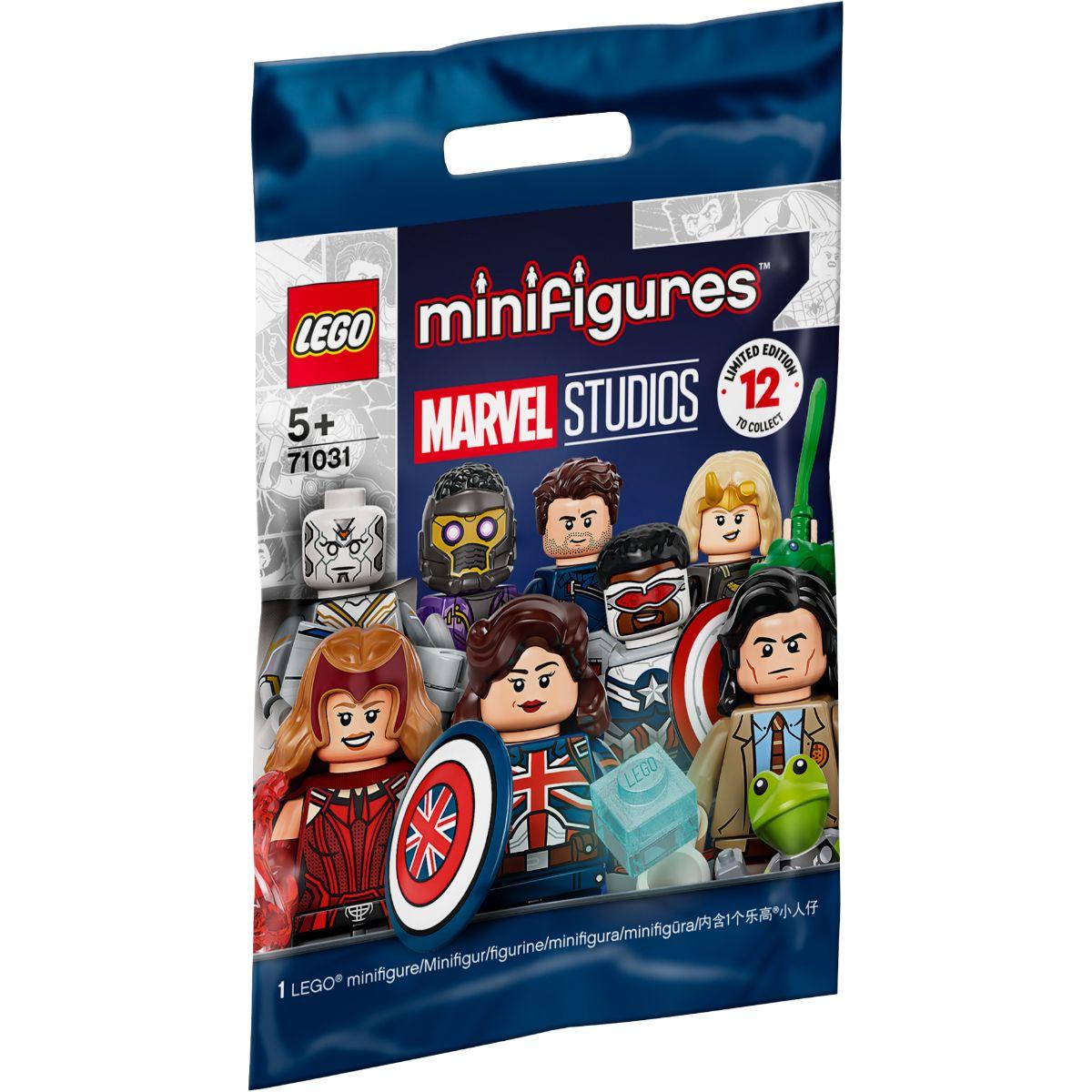 LEGO® Minifigures - Studiourile Marvel (71031)