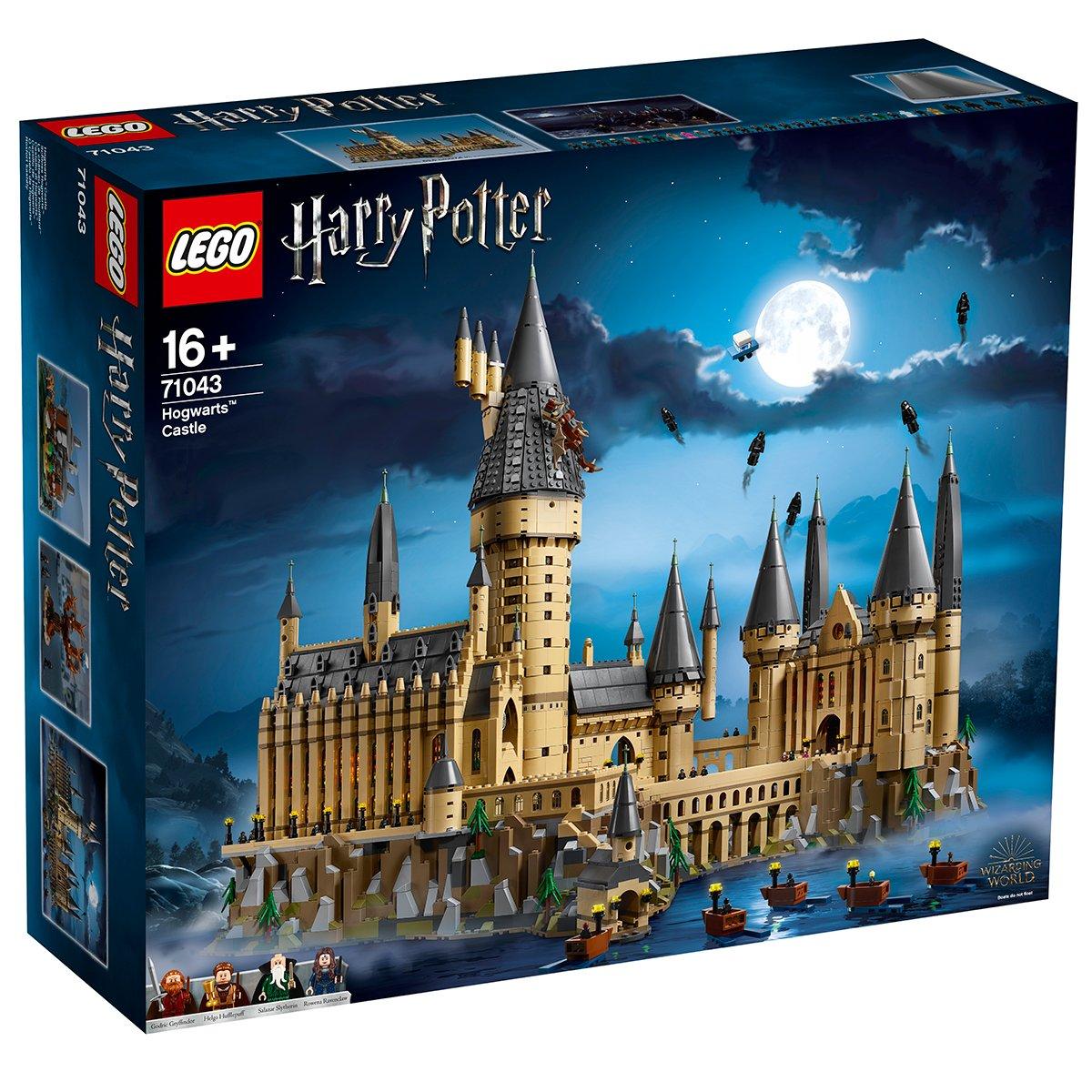 LEGO® Harry Potter™ – Castelul Hogwarts™ (71043)