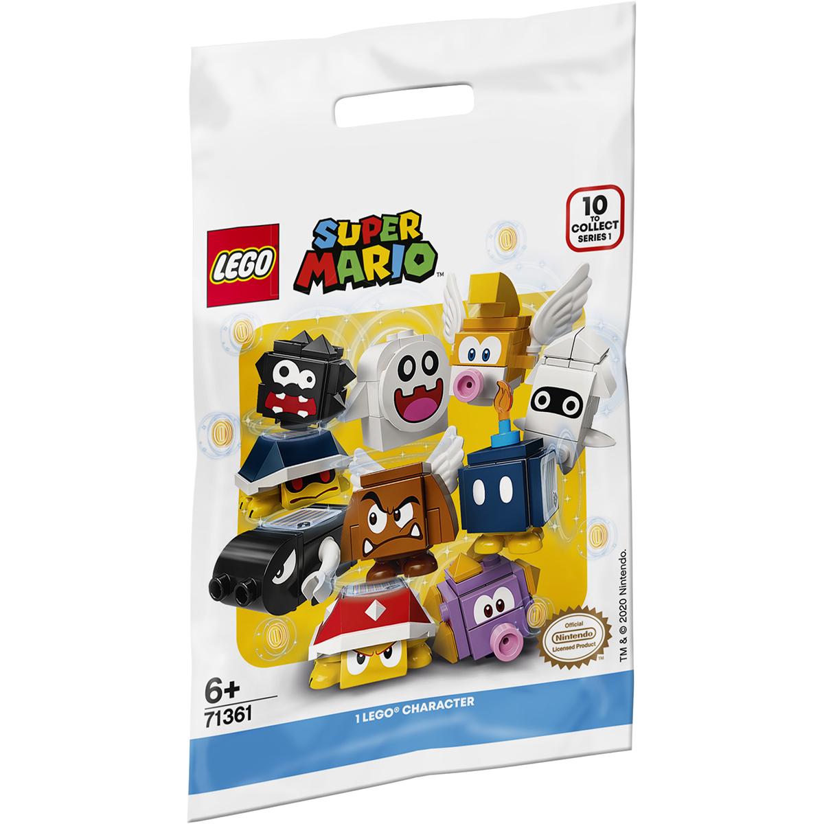 LEGO® Super Mario - Pachet cu personaje (71361)