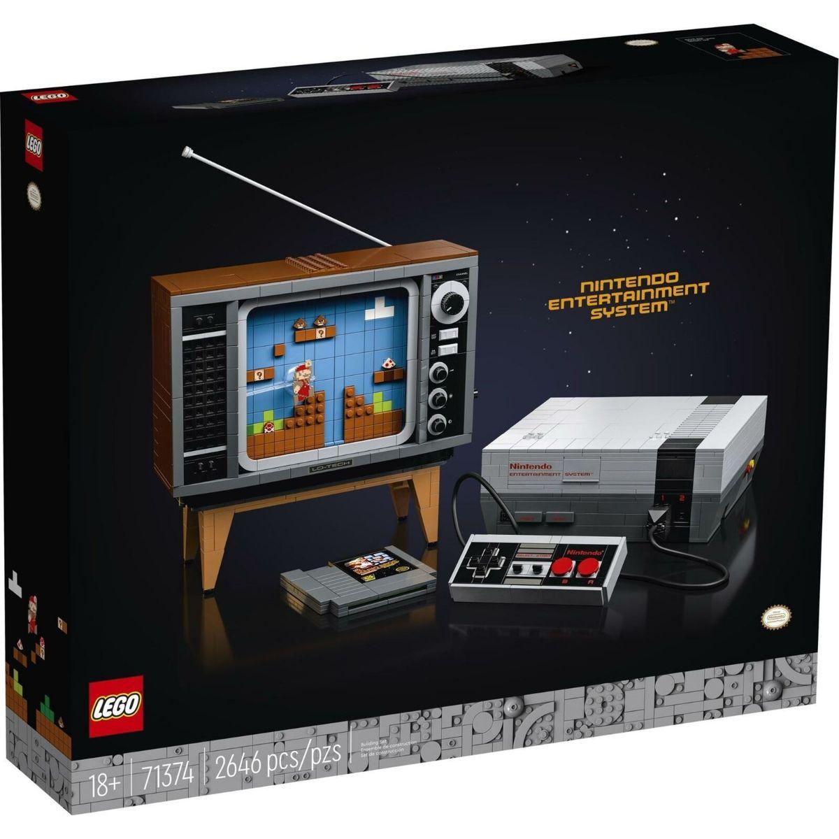 LEGO® Super Mario - Nintendo Entertainment System (71374)