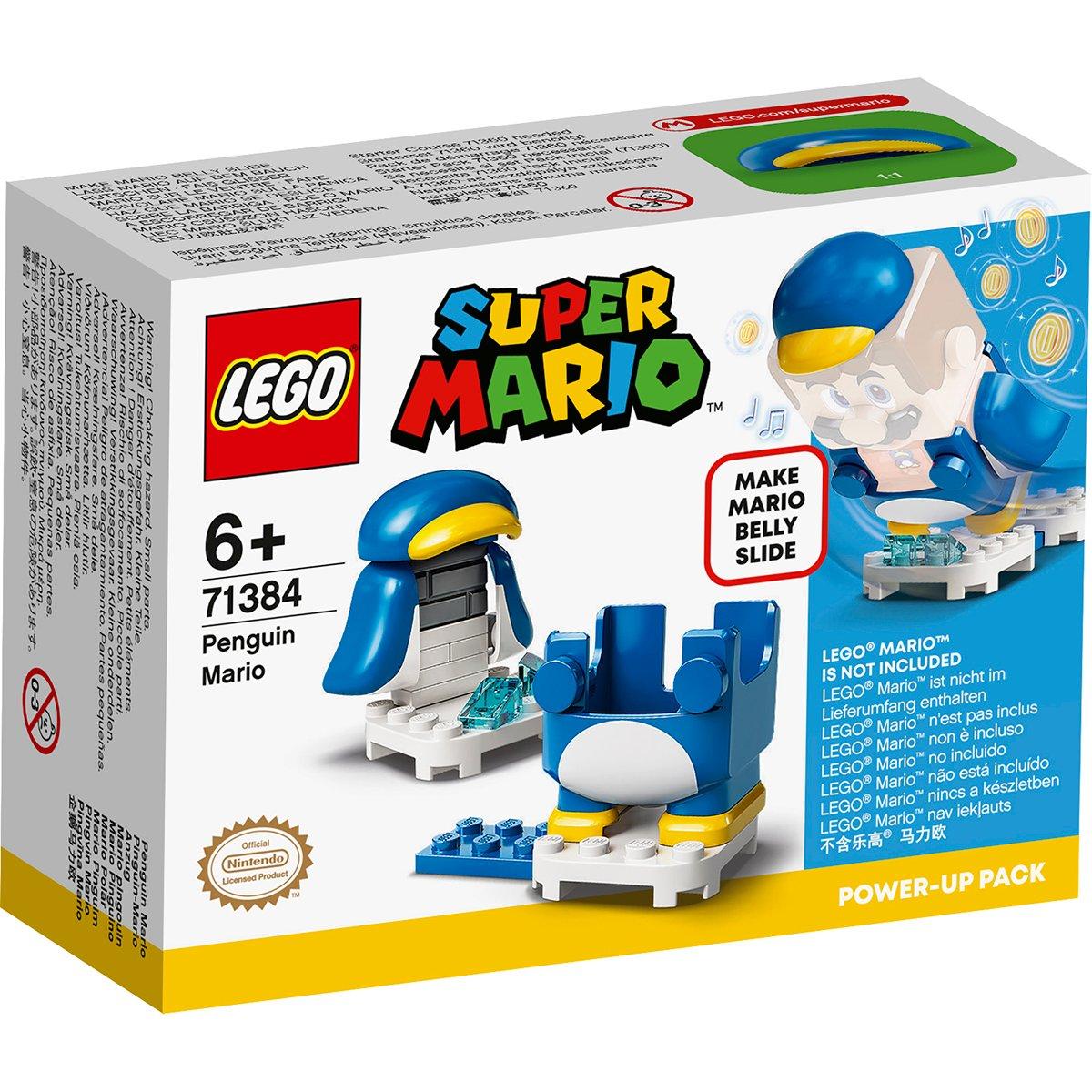 LEGO® Super Mario - Costum de puteri: Mario Pinguin (71384)