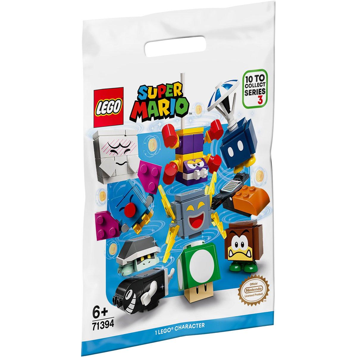 LEGO® Mario - Pachete De Personaje - Seria 3 (71394)