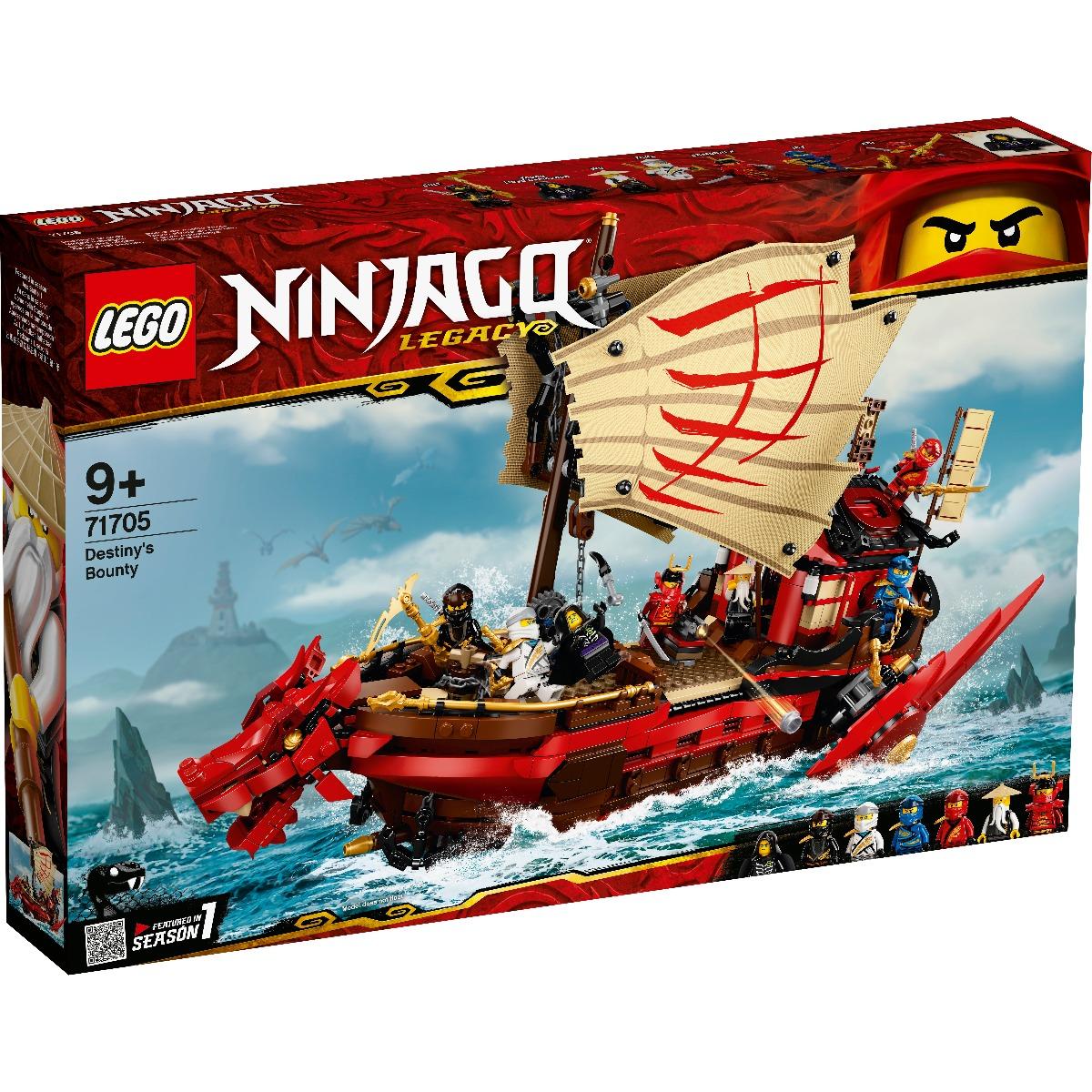 LEGO® Ninjago® – Destiny's Bounty (71705)