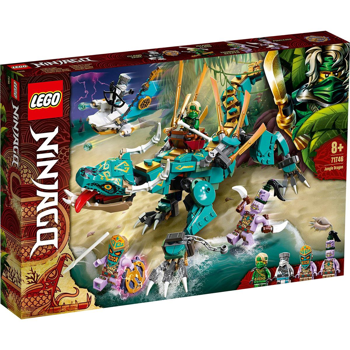 LEGO® Ninjago® - Dragon de jungla (71746)