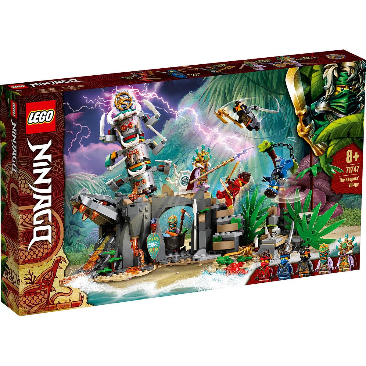 LEGO® Ninjago® - Satul strajerilor (71747)