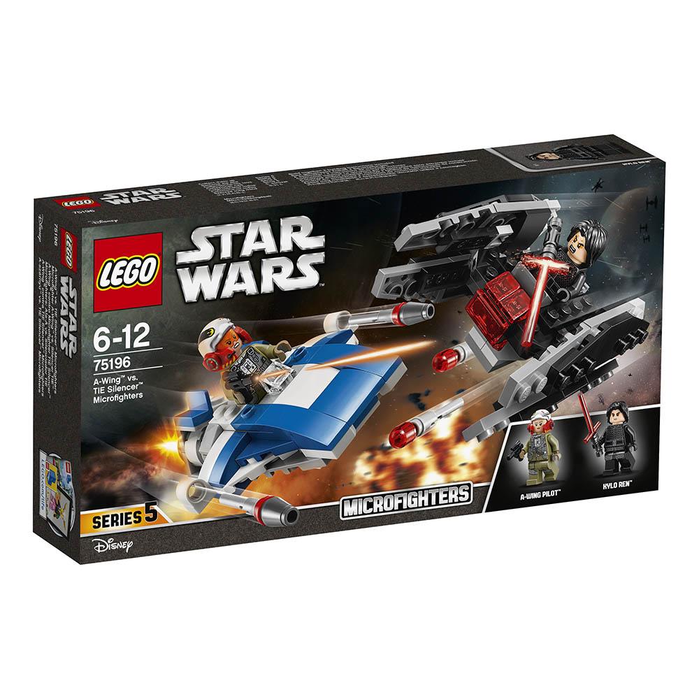 lego star wars - dualpack aero victor (75196)