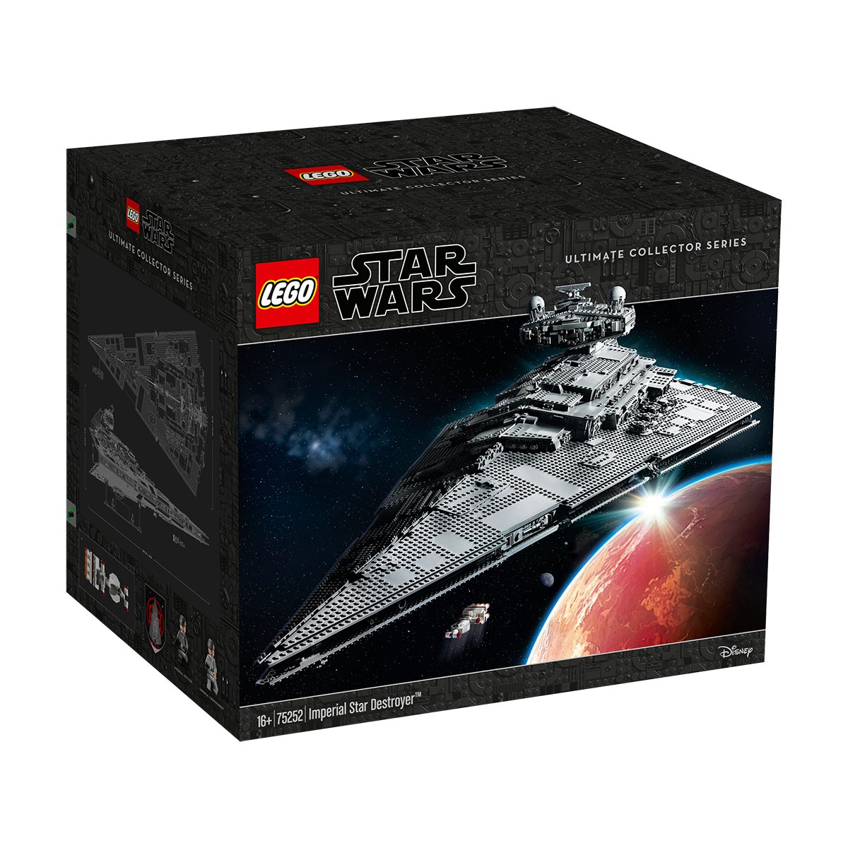 LEGO® Star Wars™ – Imperial Star Destroyer™ (75252)