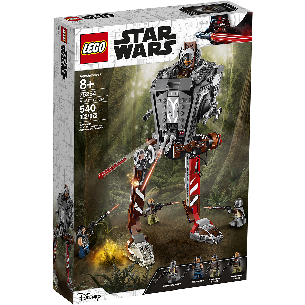 Lego® Star Wars™ - At-st Raider (75254)