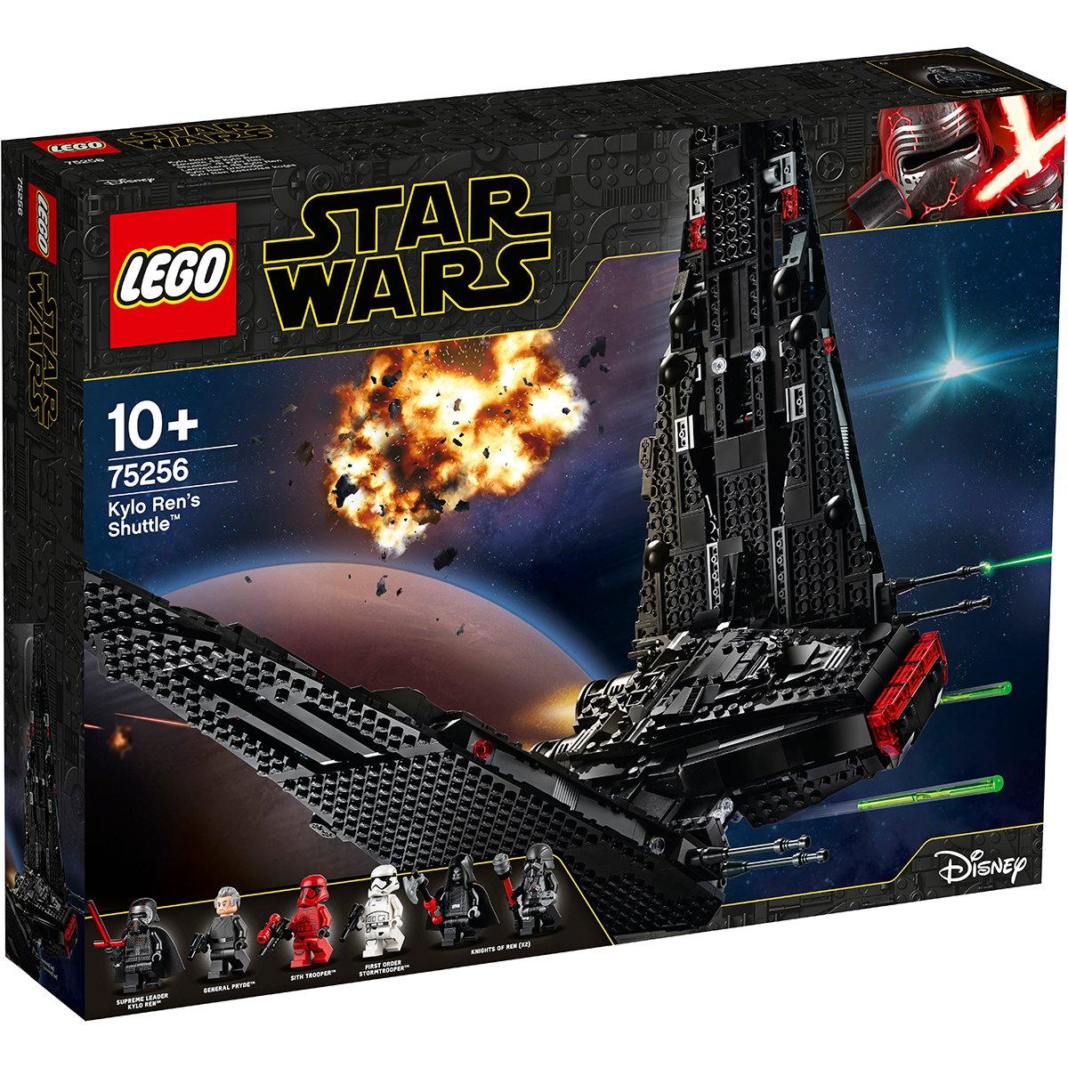 LEGO® Star Wars™ - Naveta lui Kylo Ren (75256)