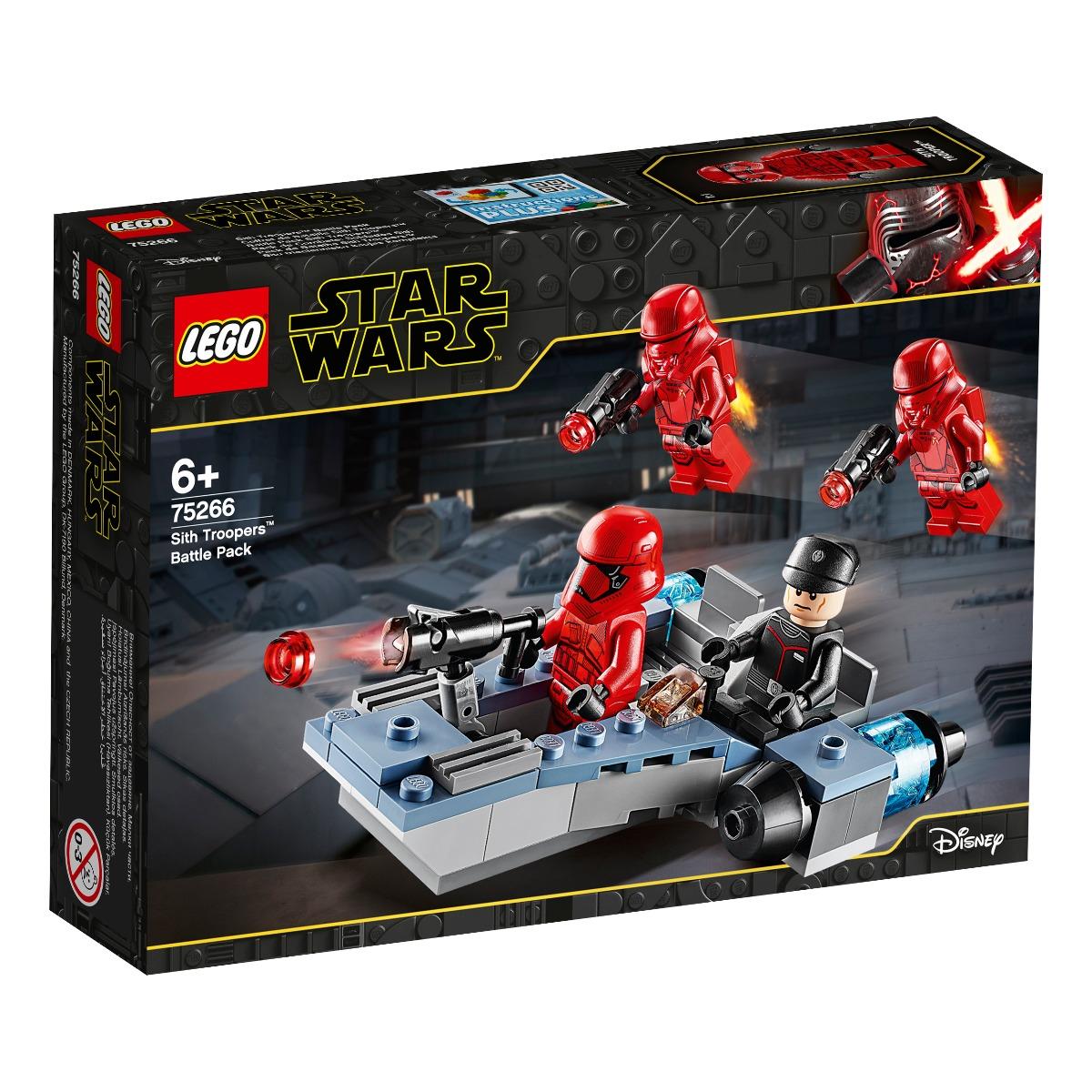 LEGO® Star Wars™ - Pachet de lupta Sith Troopers (75266)