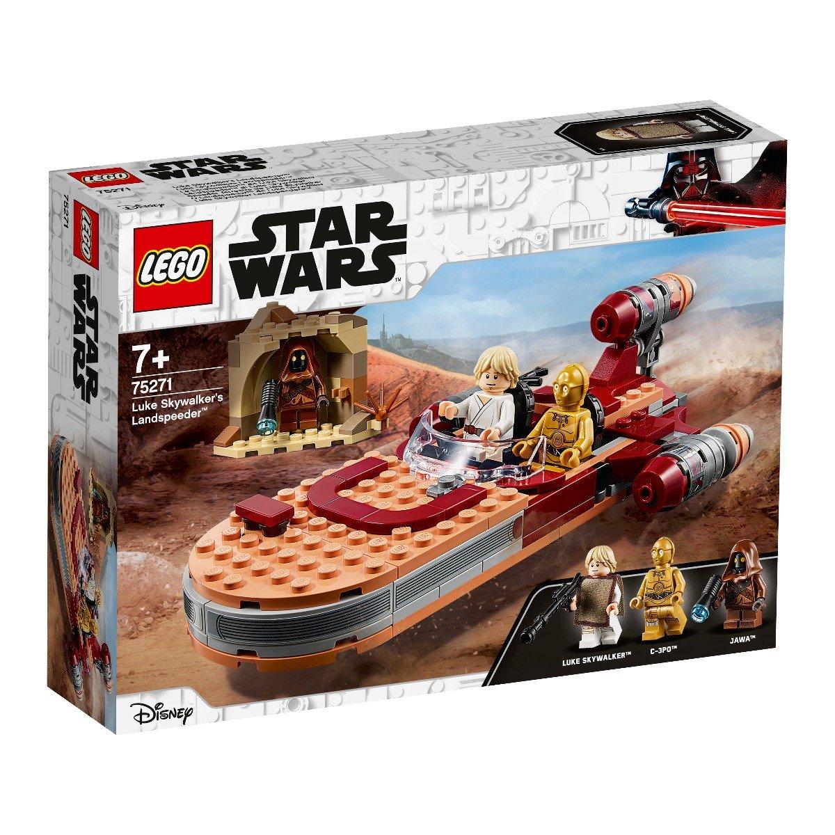 LEGO® Star Wars™ - Landspeeder a lui Luke Skywalker (75271) imagine