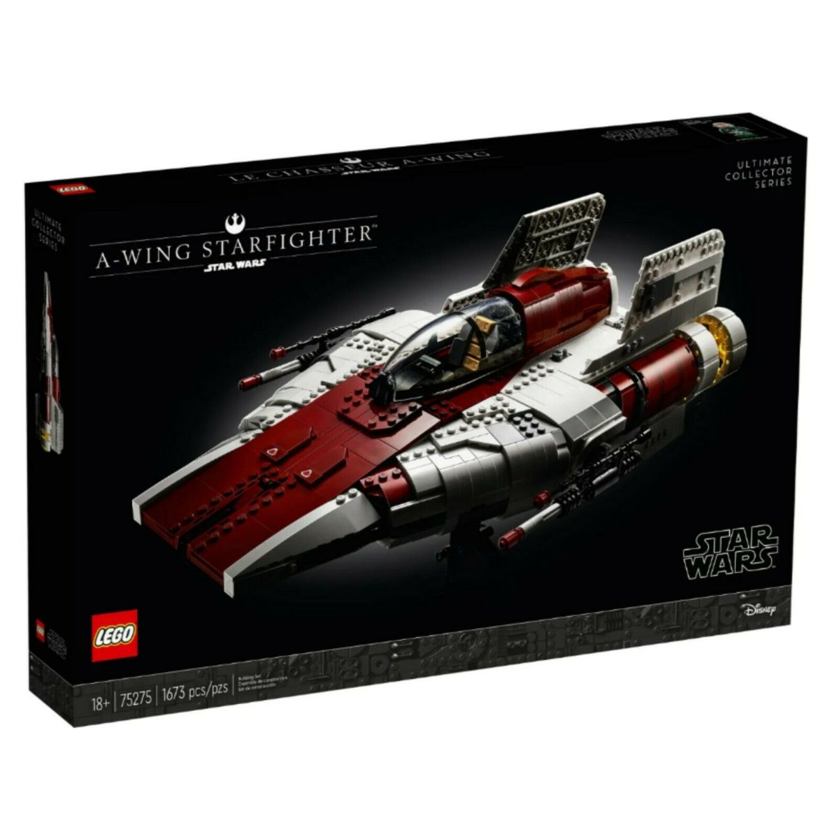 LEGO® Star Wars - A-Wing Starfighter (75275)