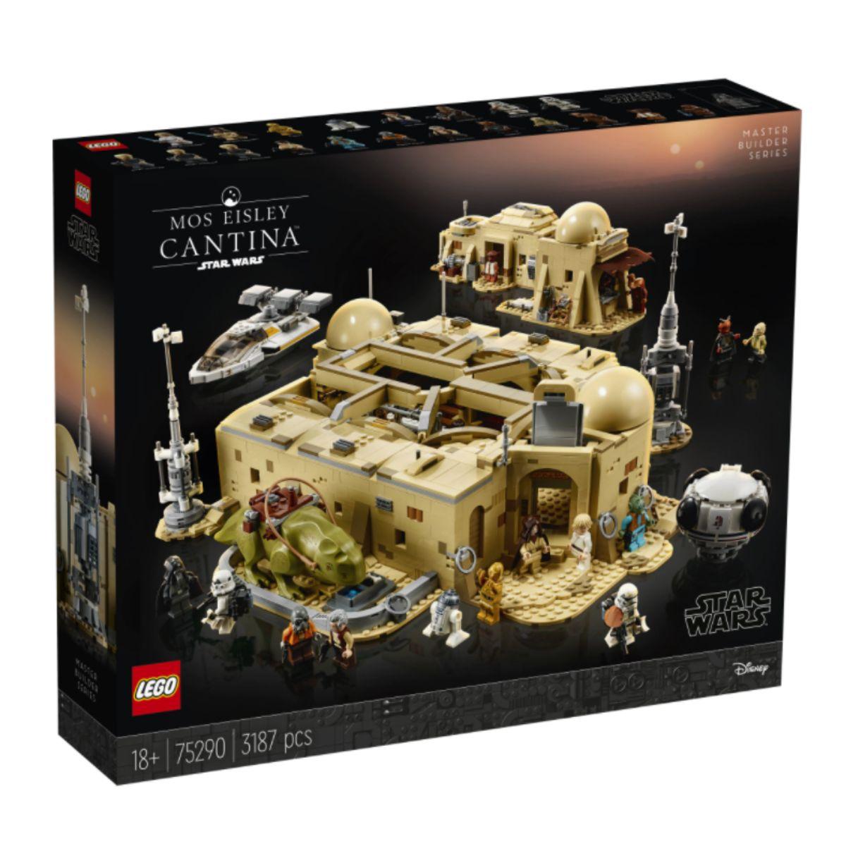 LEGO® Star Wars - Mos Eisley Cantina (75290)